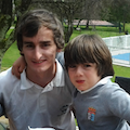 Eduardo, au pair from Spain, Au Pairs in Europe