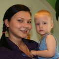 Irina, au pair from Russia, Au Pairs in Asia