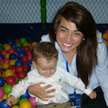 Ana Maria, au pair from Colombia, Au Pairs in South America