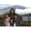 Rosana, au pair from Ecuador