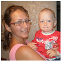 Daria, au pair from Russia Asia