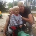 Axel, au pair from Germany