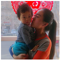 Minghan, au pair from China Asia