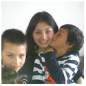 Erika, au pair from Colombia South America