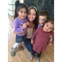 Daniela, au pair from Ecuador South America