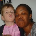 Sibongile, au pair from South Africa Africa