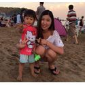 Nan, au pair from China