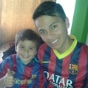 Wilson, au pair from Colombia South America