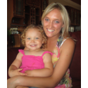 Annette, au pair from South Africa