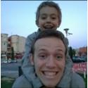 Sergi, au pair from Spain
