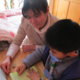 Yue, au pair from China